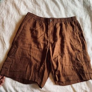 Brown Tommy Bahama Shorts